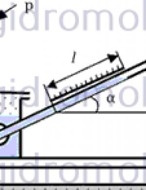 чашечный микроманометр Куколевский gidromoll гидромолл