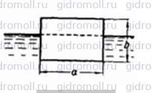 Прямоугольный параллелепипед Гидравлика Куколевский gidromoll гидромолл 3-21