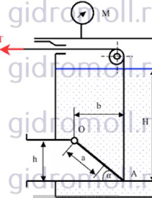 Поворотный клапан Гидравлика Куколевский gidromoll гидромолл