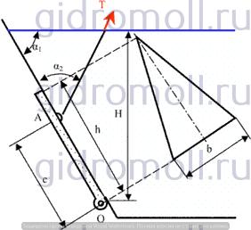 Треугольный Щит Гидравлика Куколевский gidromoll гидромолл