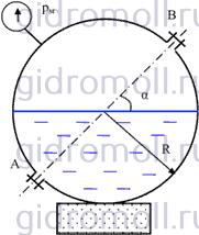 Шаровой сосуд Гидравлика Куколевский gidromoll гидромолл 3-16