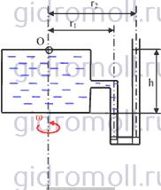 Цилиндрический сосуд Гидравлика Куколевский решение задач по гидравлике