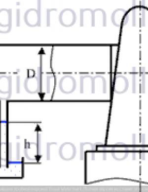 Воздуходувка засасывает Решение задач по гидравлике Гидравлика Куколевский куколевского 7-34