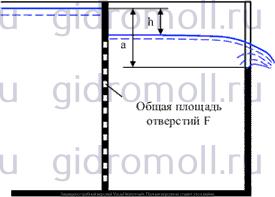 Вода вытекает Решение задач по гидравлике Гидравлика Куколевский куколевского 6-21