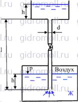 Вода подается Решение задач по гидравлике Гидравлика Куколевский куколевского 9-9
