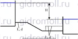 Для увеличения пропускной способности Решение задач по гидравлике Гидравлика Куколевский куколевского 10-16