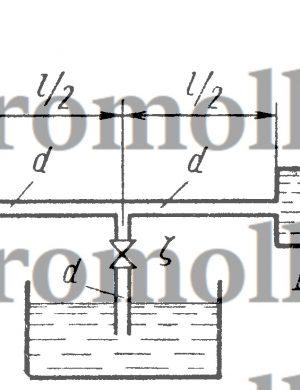 Решение задач по гидравлике Гидравлика Куколевский куколевского Поршень гидравлического цилиндра имеющий